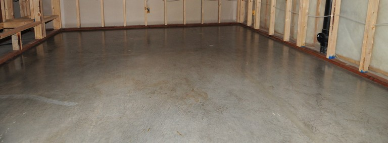How To Seal Basement Floor