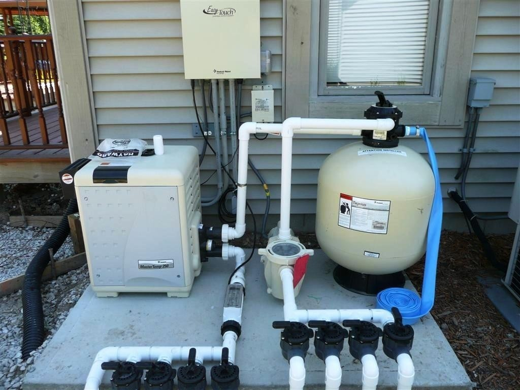 Inground Pool Filters And Pumps