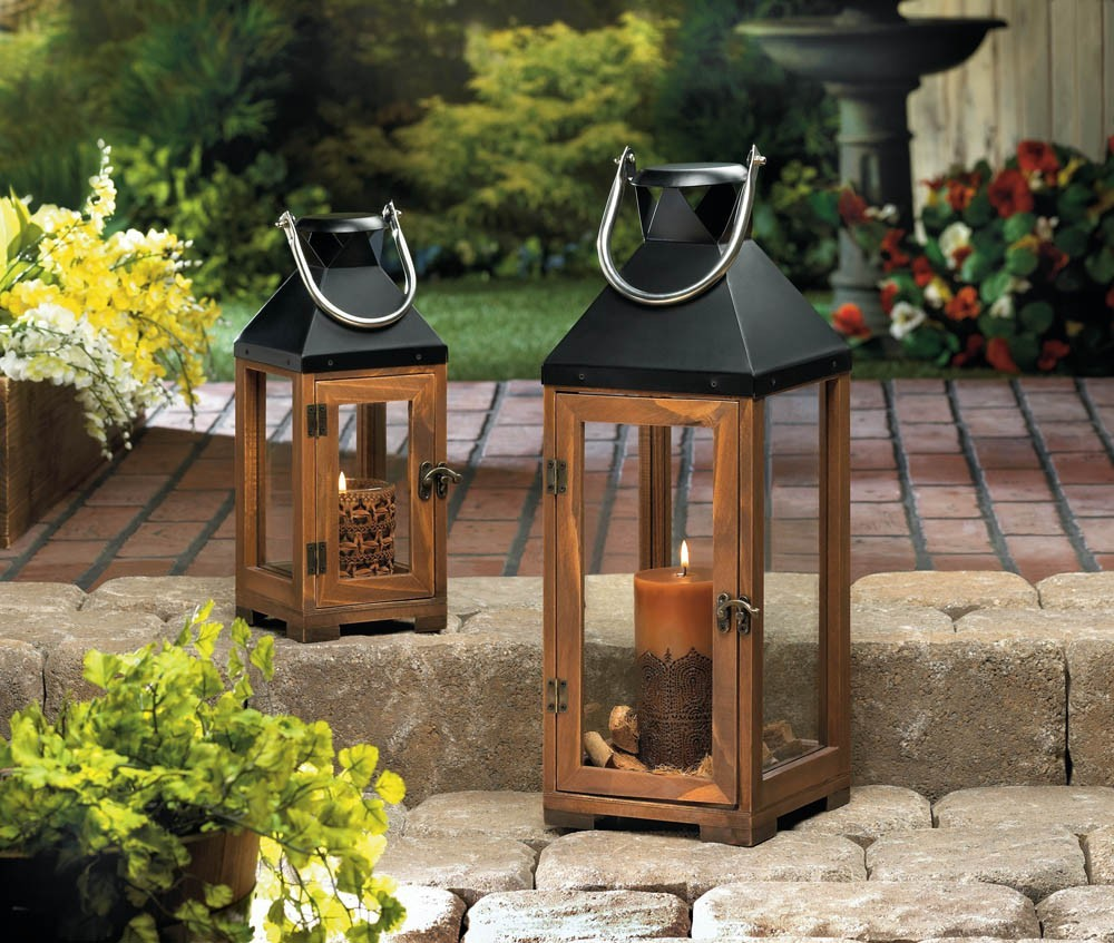 Large Outdoor Lanterns For Candles