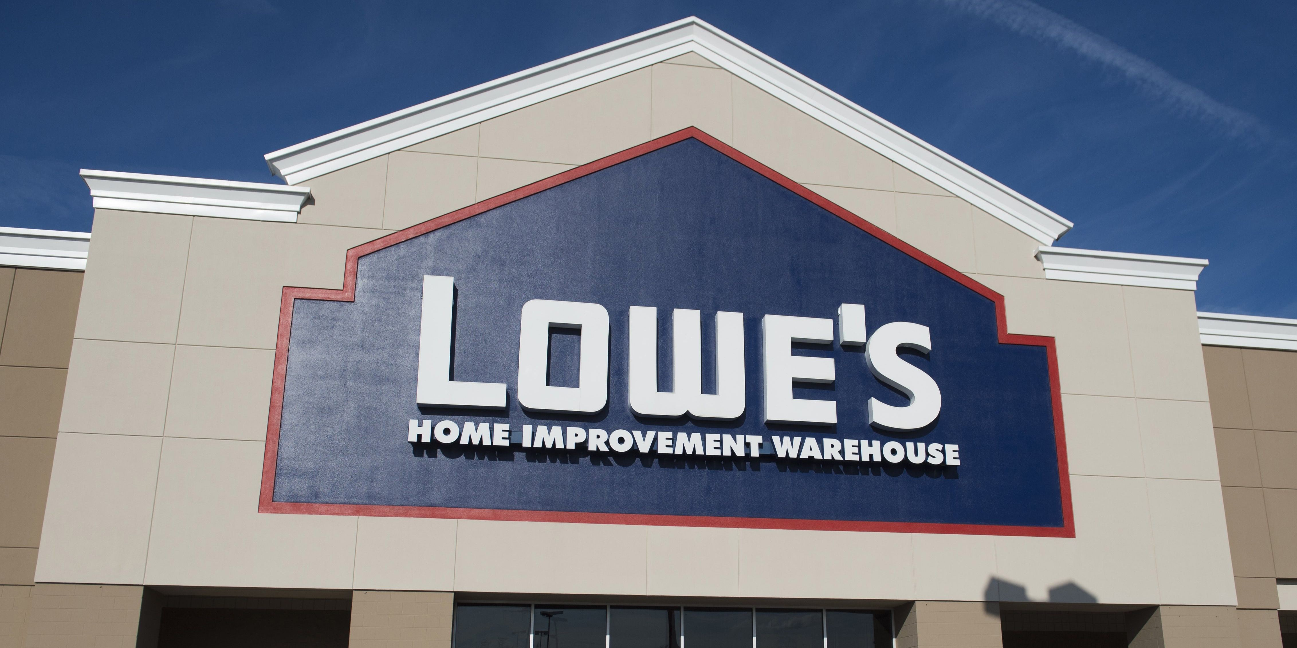 Lowe's Home Improvement Ad