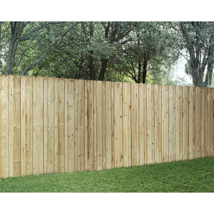 Lowe's Home Improvement Fencing