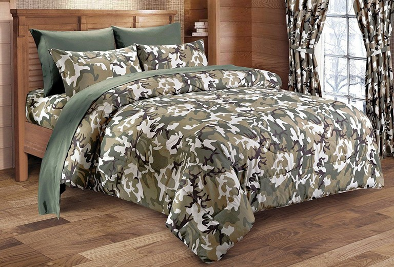Military Camo Bedding Sets