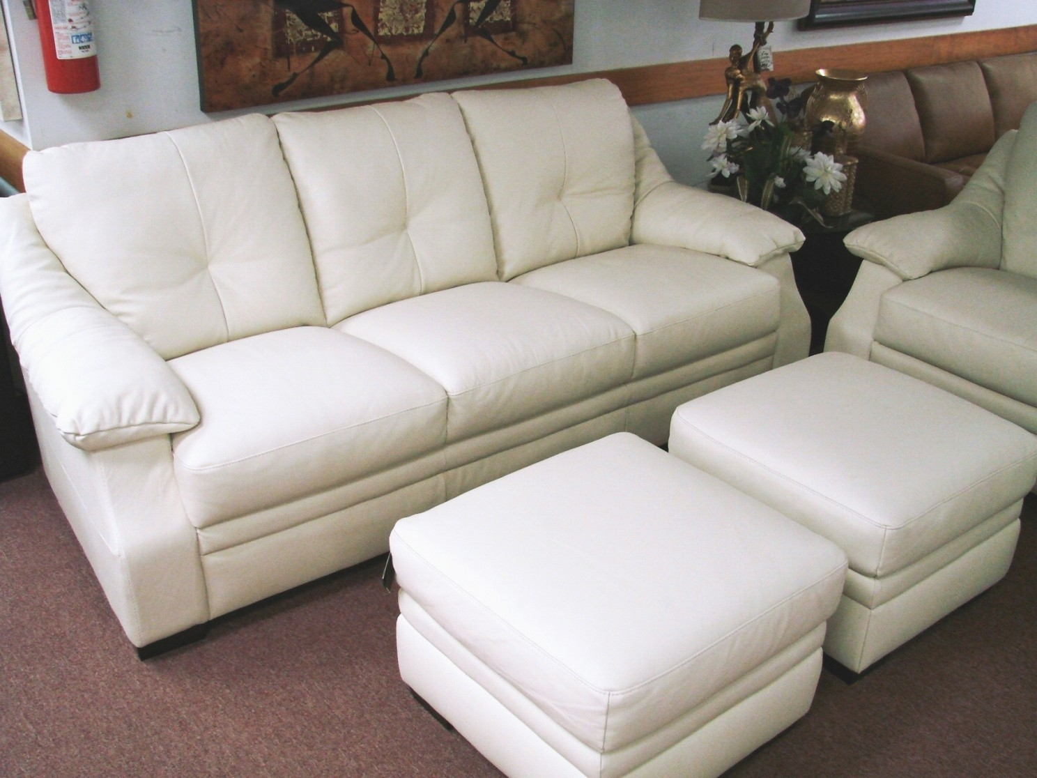 Natuzzi Leather Sofa Prices