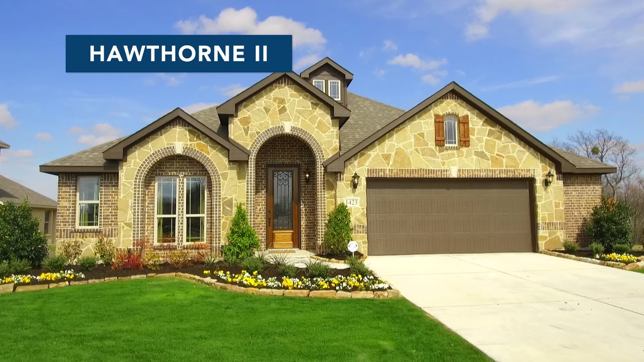 New Homes In Dfw