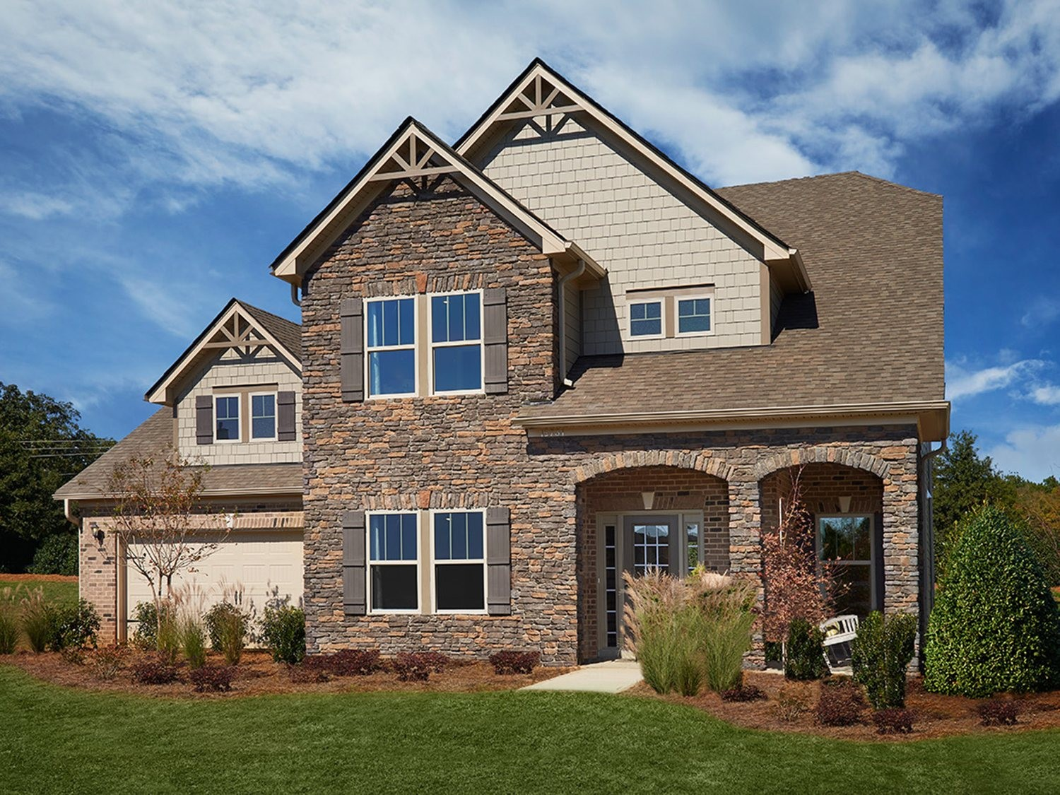 New Homes In Huntersville Nc
