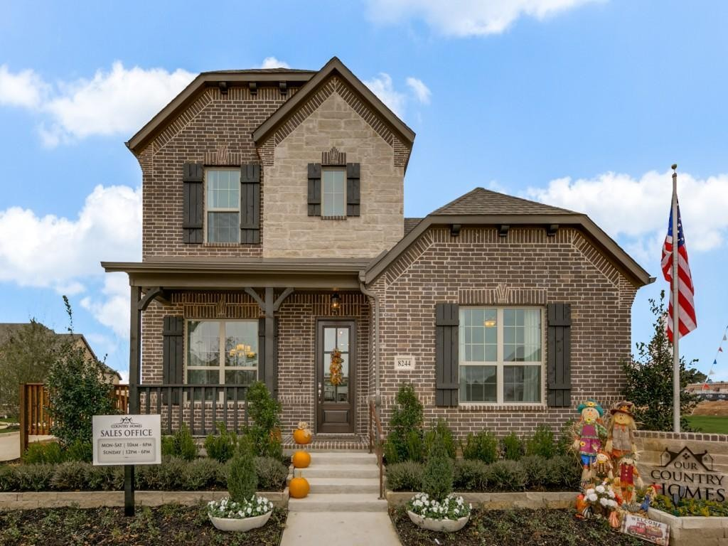New Homes North Richland Hills