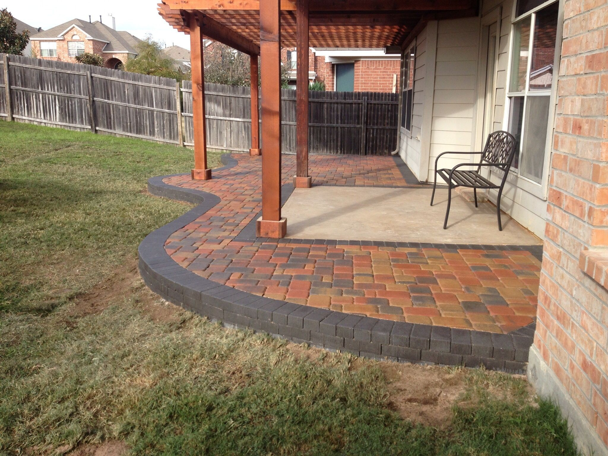 Patio Installers Near Me