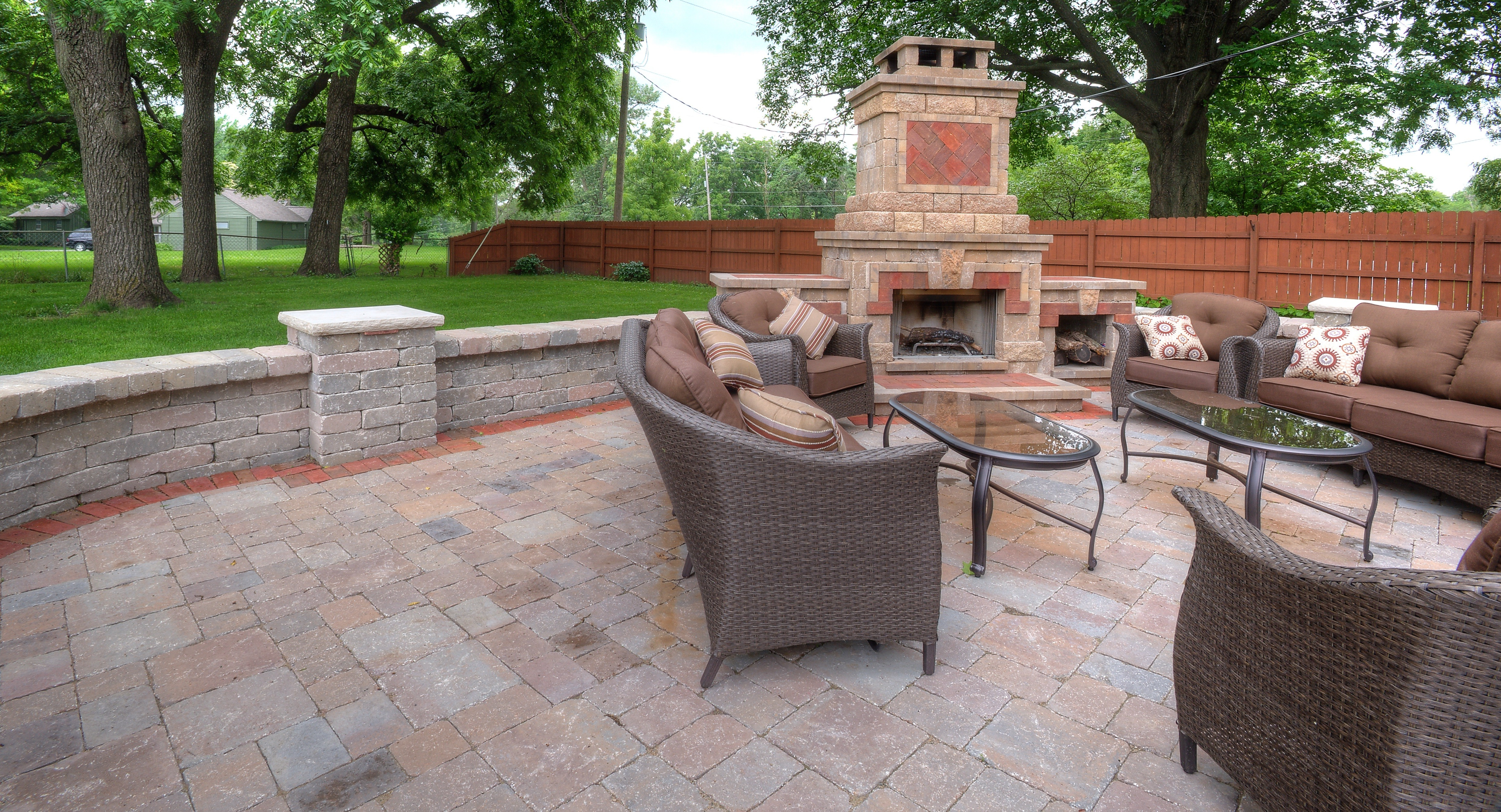Paver Patio Contractors Near Me