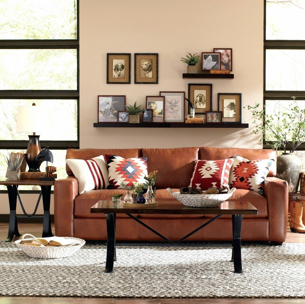 Pottery Barn Turner Leather Sofa Reviews