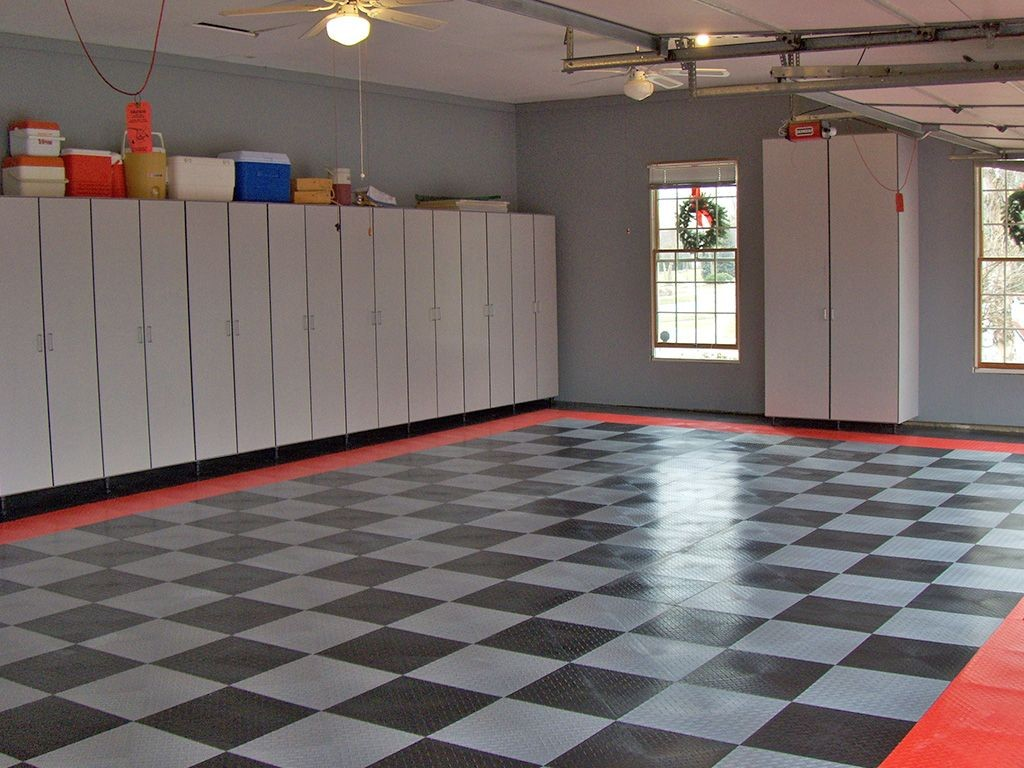 Refinish Ceramic Tile Floor