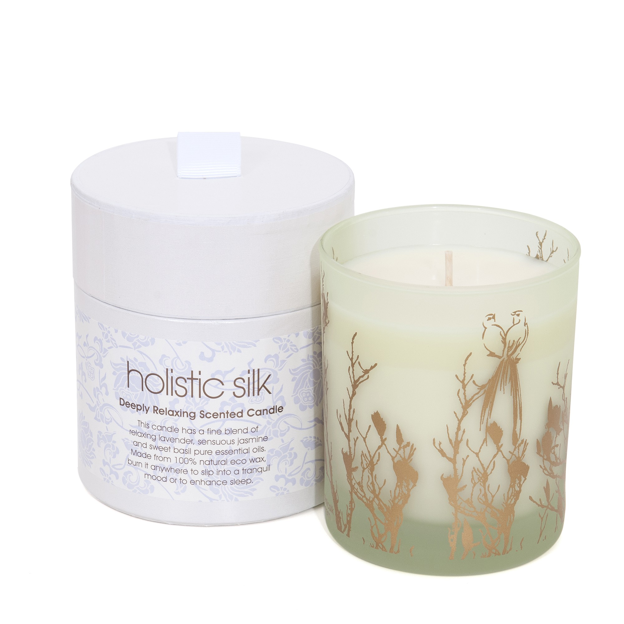 Relaxing Candle Scents