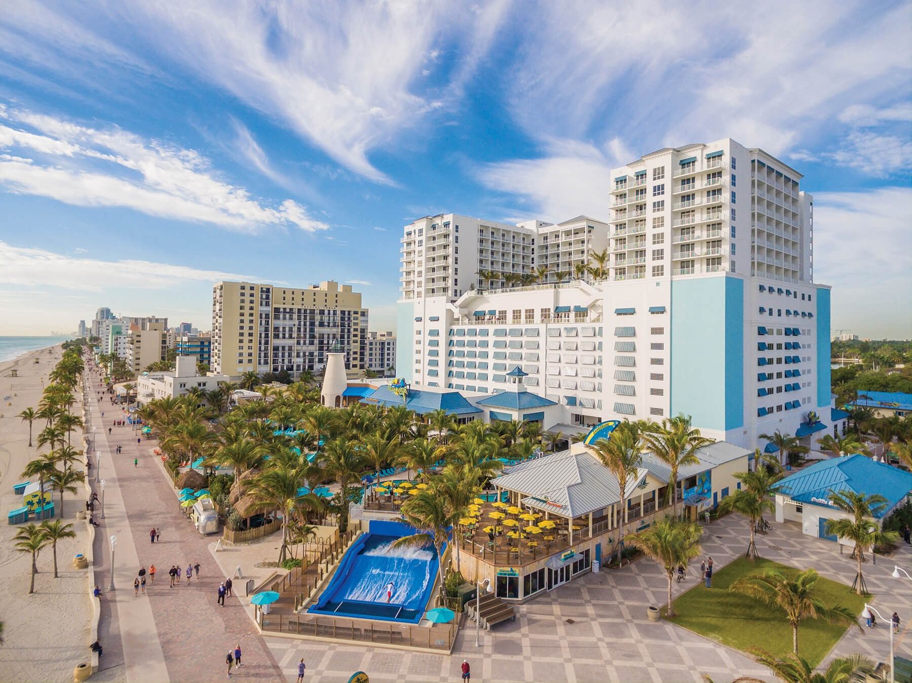 Rooftop Hollywood Fl