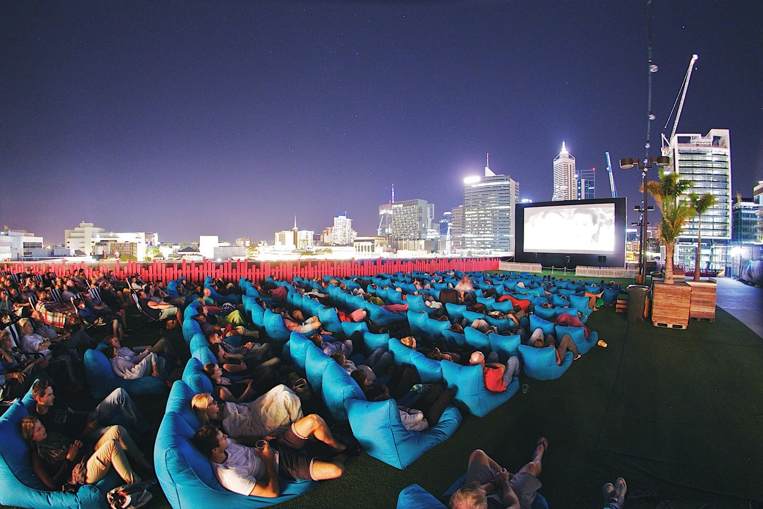 Rooftops Movie