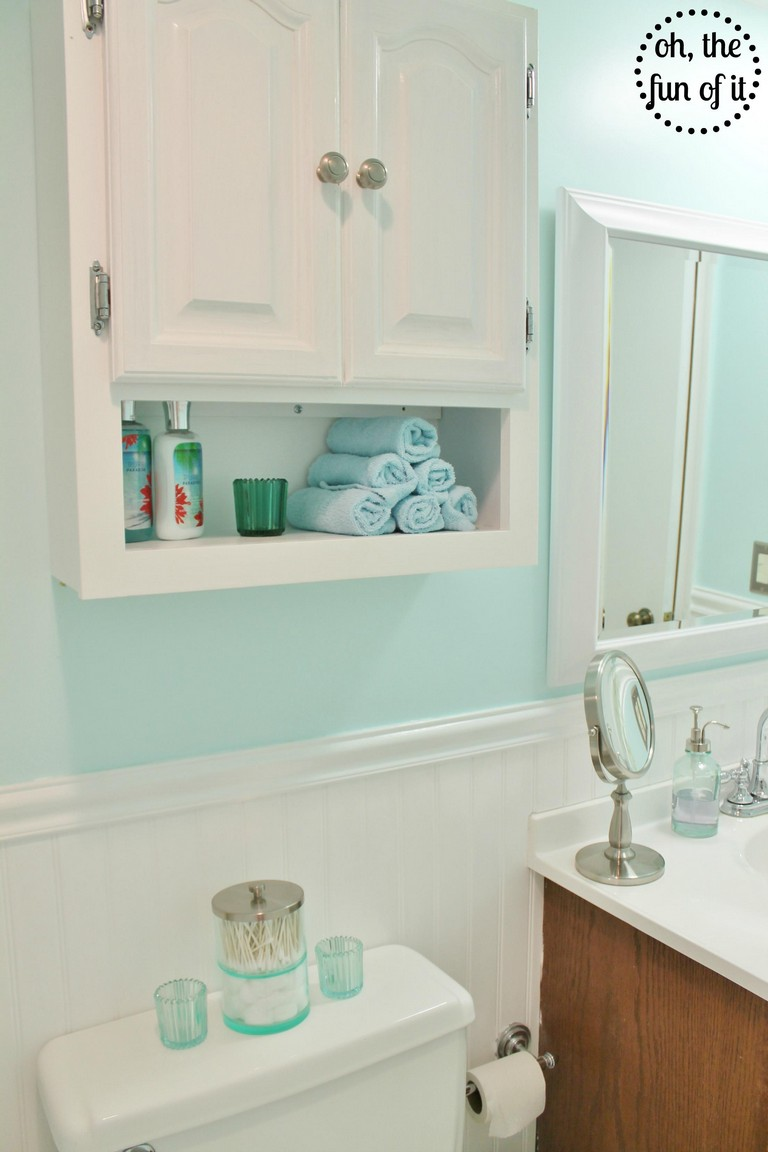 Seafoam Green Bathroom Accessories