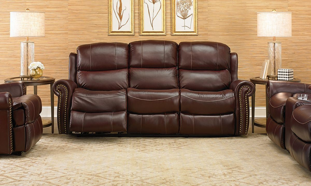 The Dump Leather Sofas