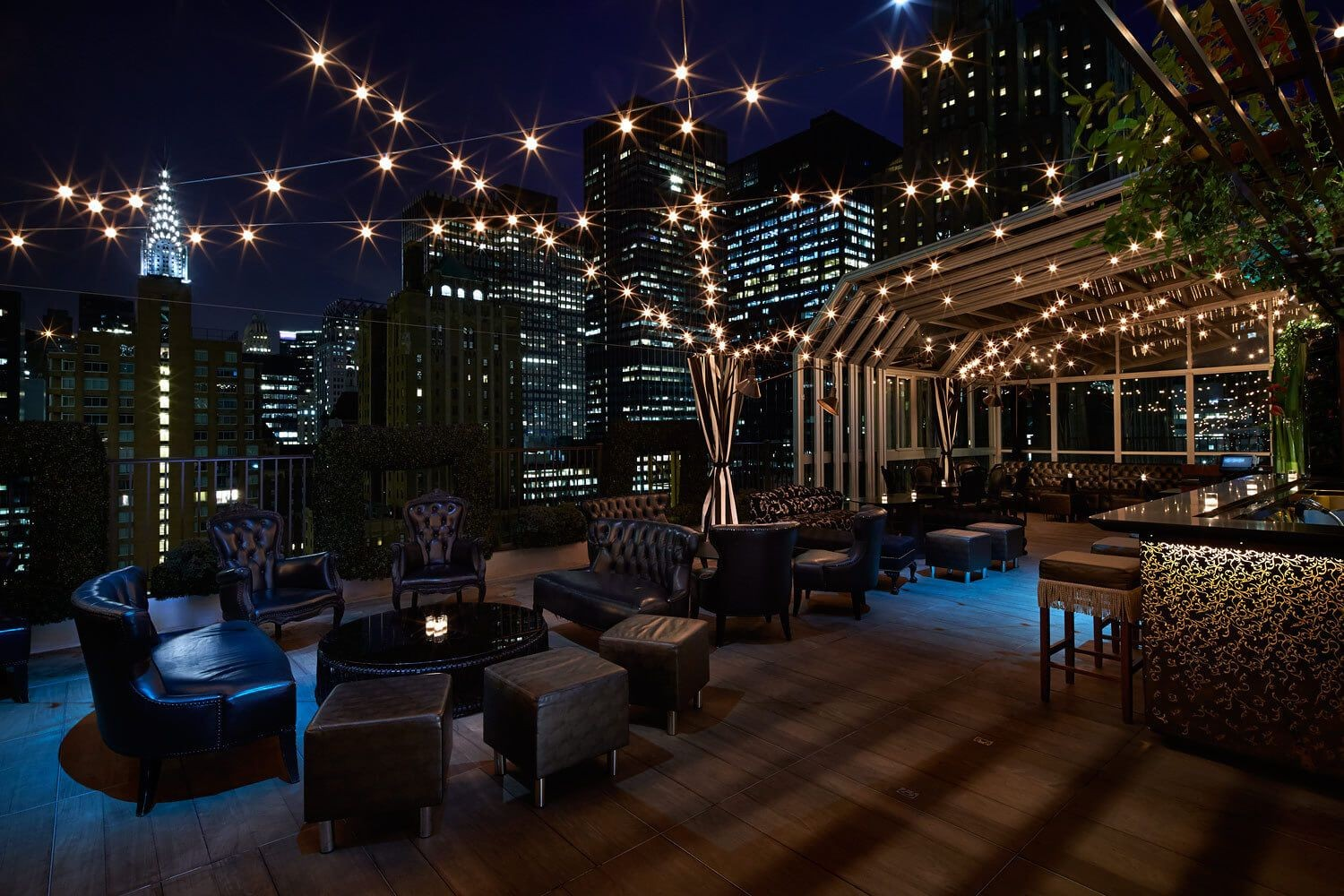 The Kimberly Hotel Rooftop