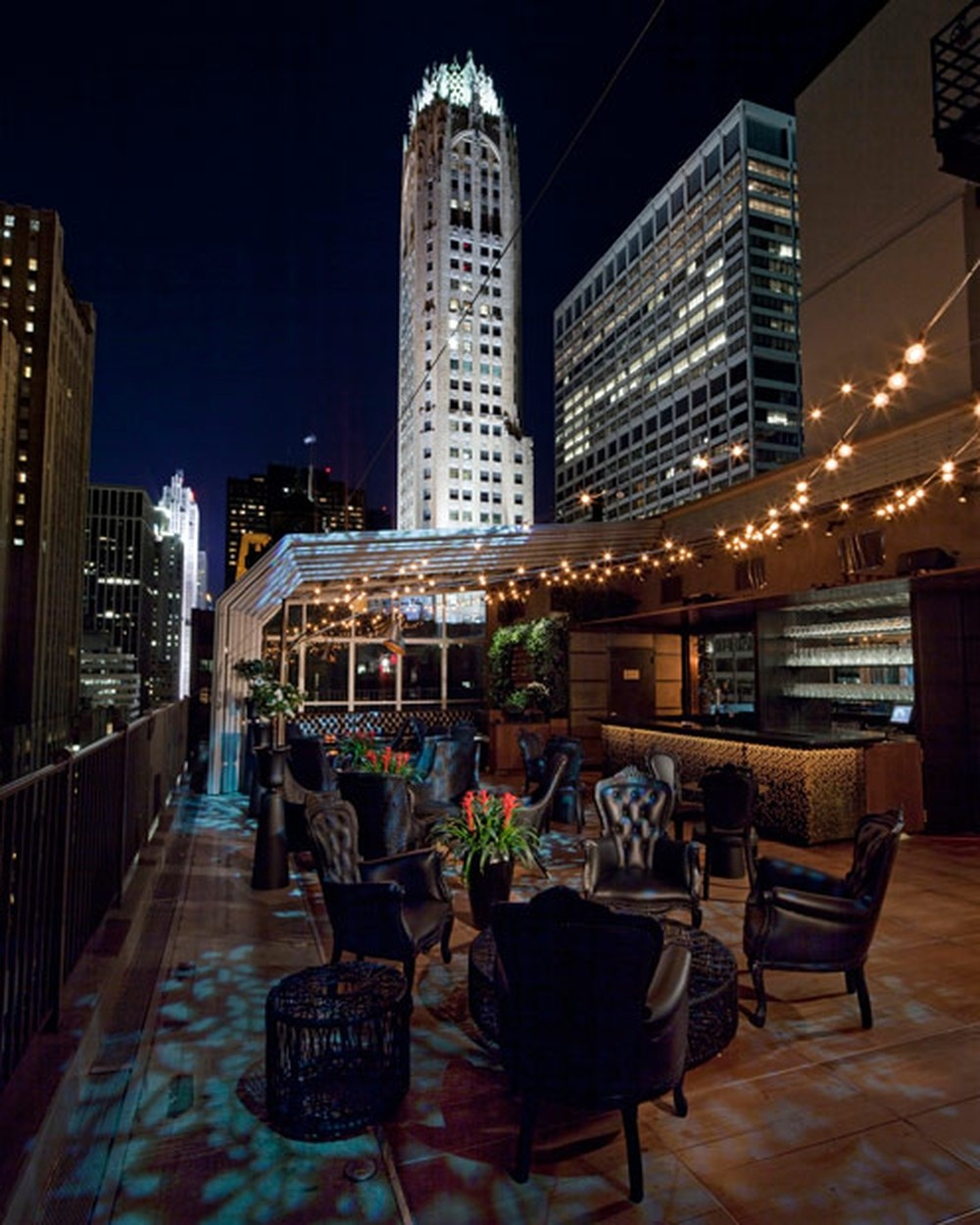 The Kimberly Rooftop