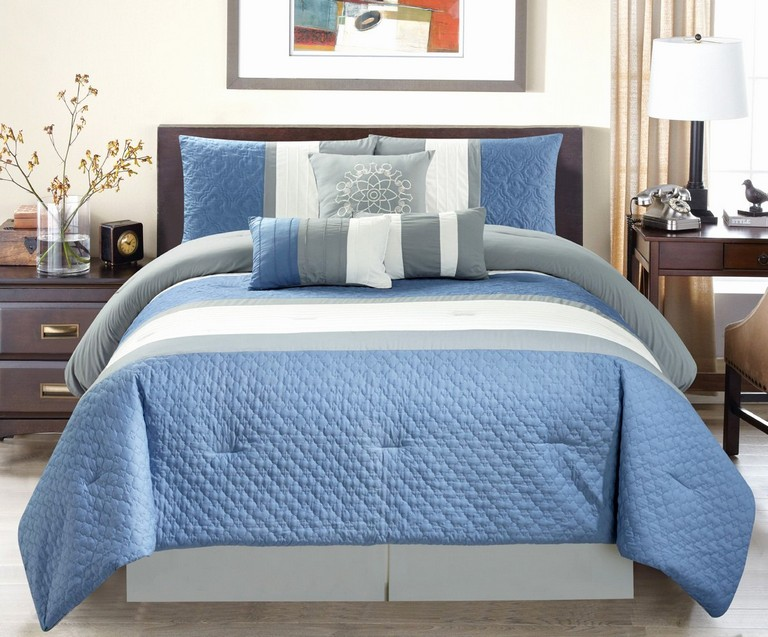 Tiffany Blue Bed Set