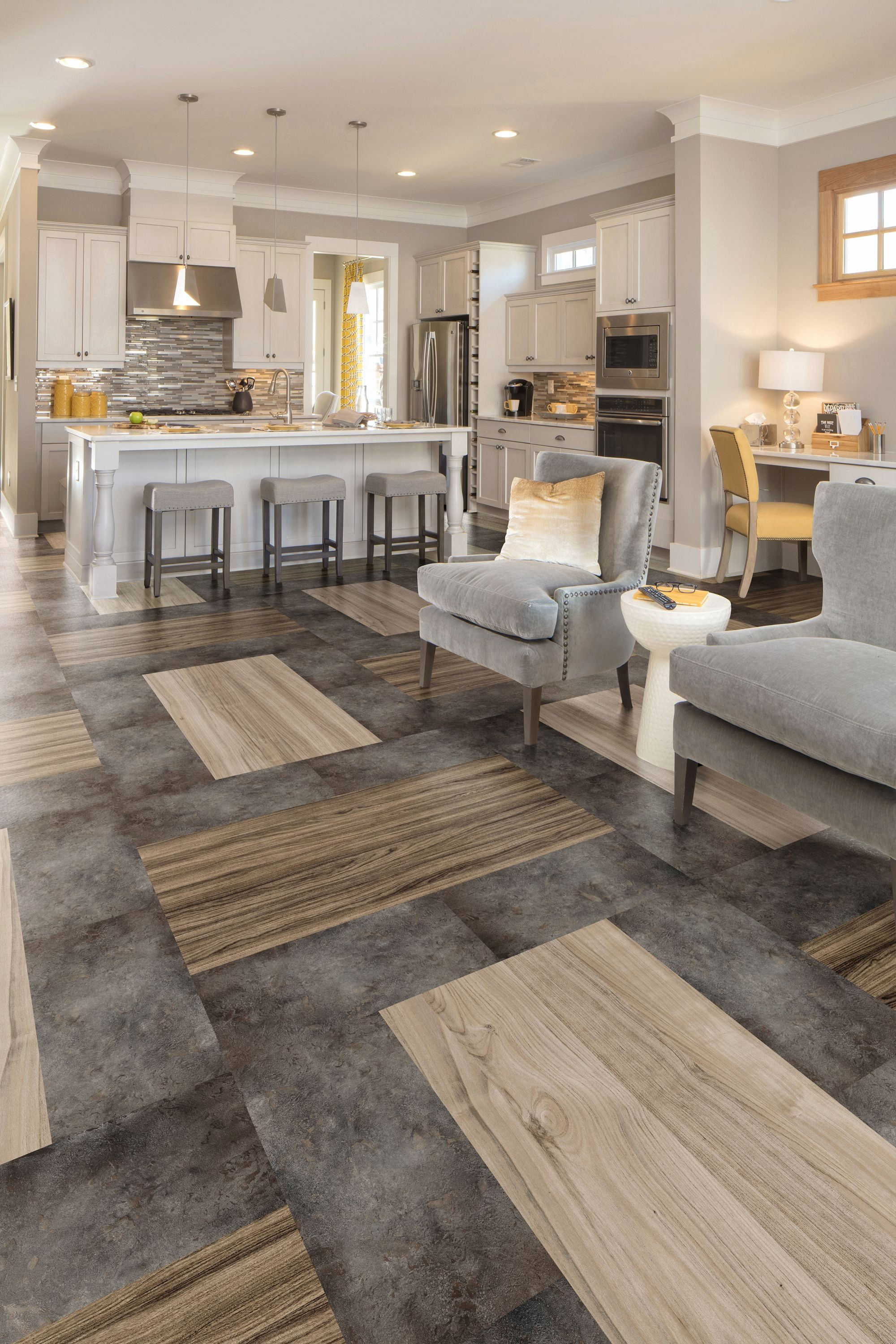 What Flooring Can You Put Over Ceramic Tiles
