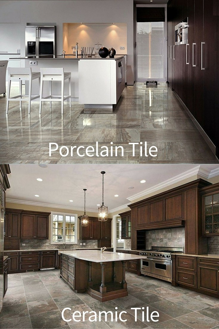 What Is The Difference Between Ceramic And Porcelain Tile