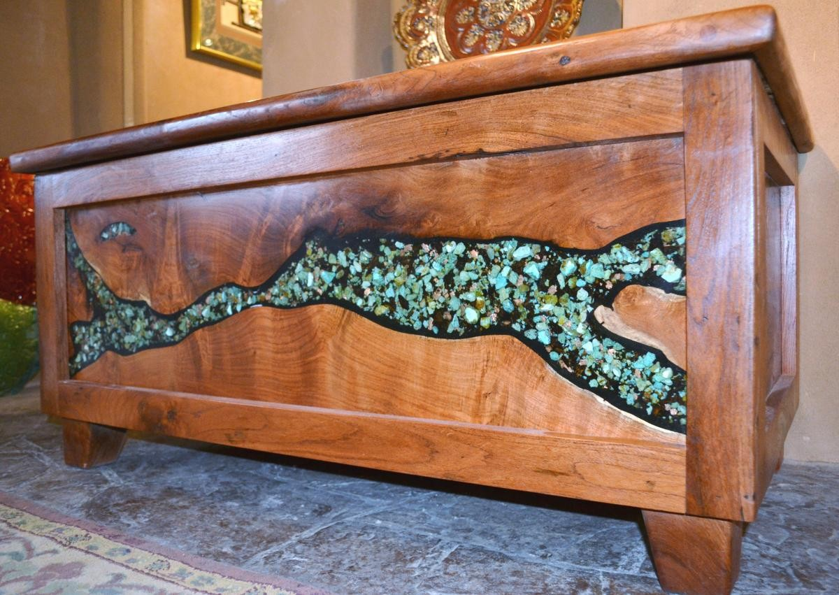 Wood Inlays For Furniture