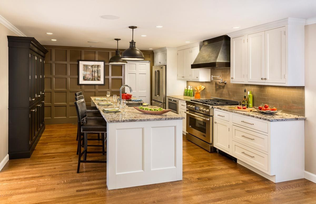 Arts And Crafts Kitchen Cabinet