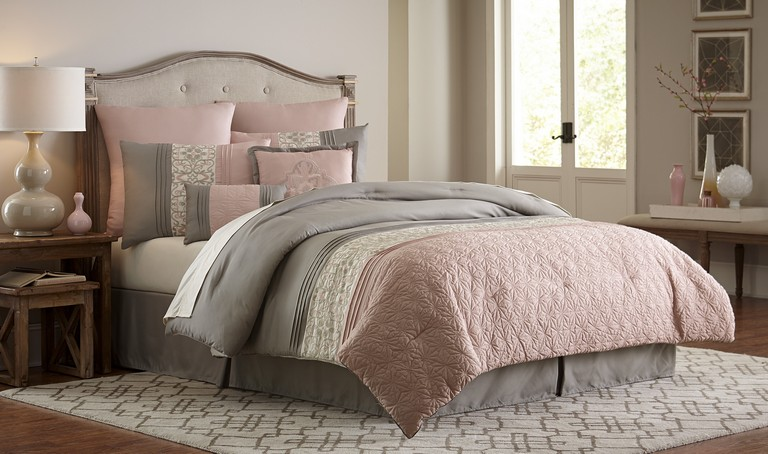 Blush Pink Bedding Sets
