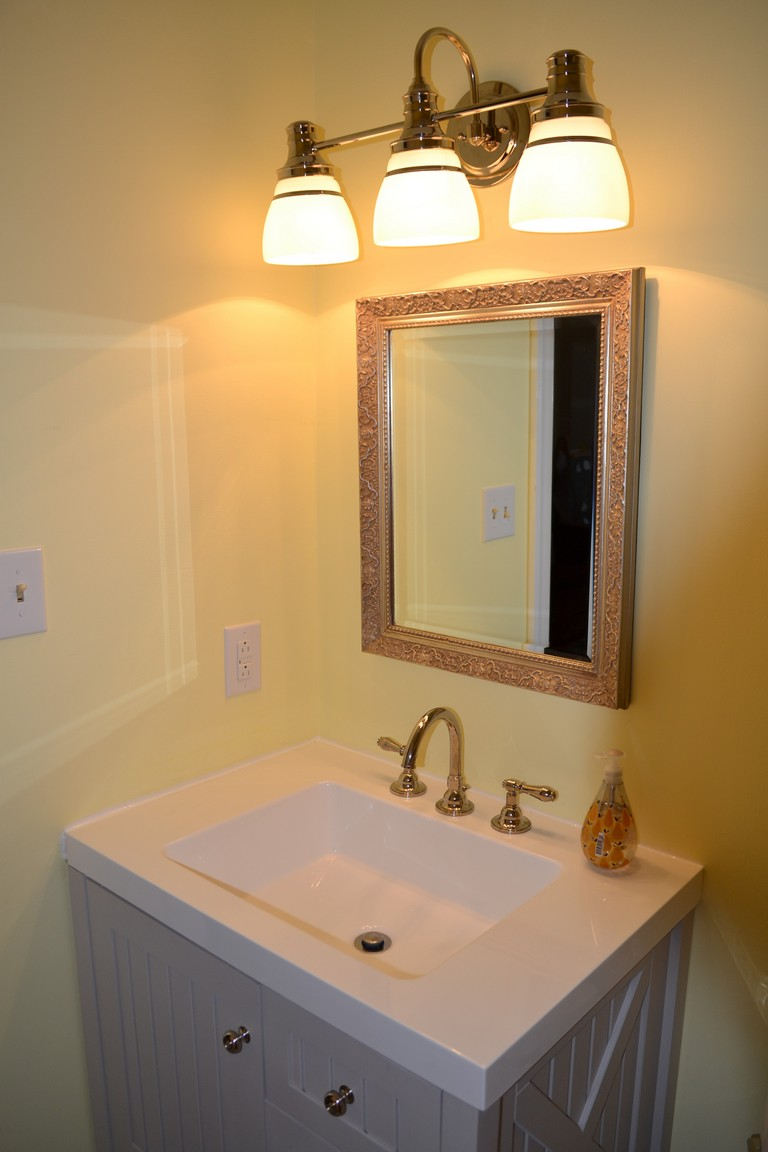 Home Depot Bathroom Vanity Mirrors