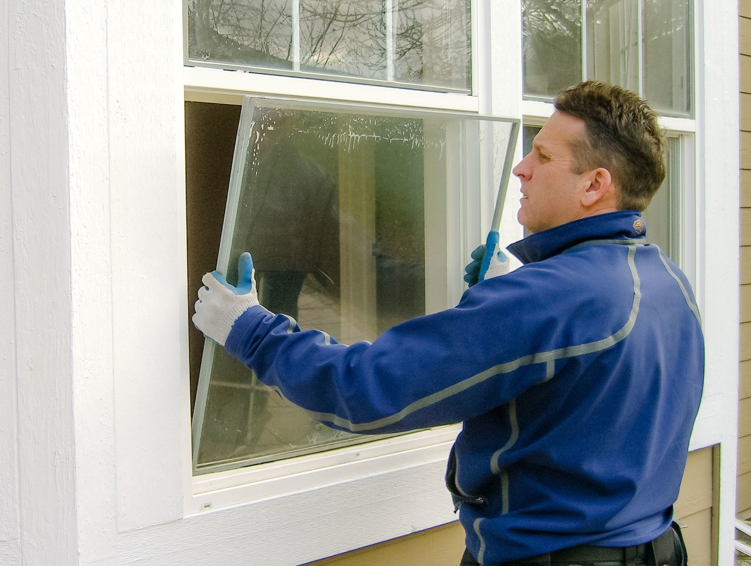 Home Glass Window Repair