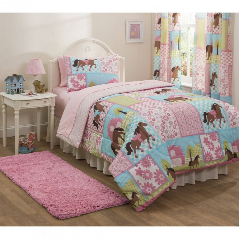 Horse Bedding Sets Twin