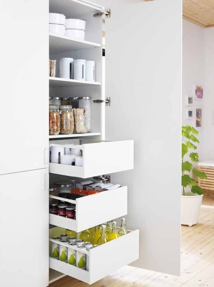 Ikea Kitchen Pantry Cabinet   Top Home Information