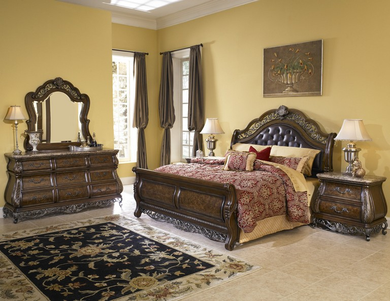 Jordan Furniture King Bedroom Sets