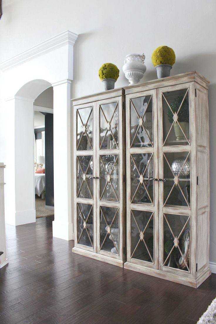 Kitchen Curio Cabinet