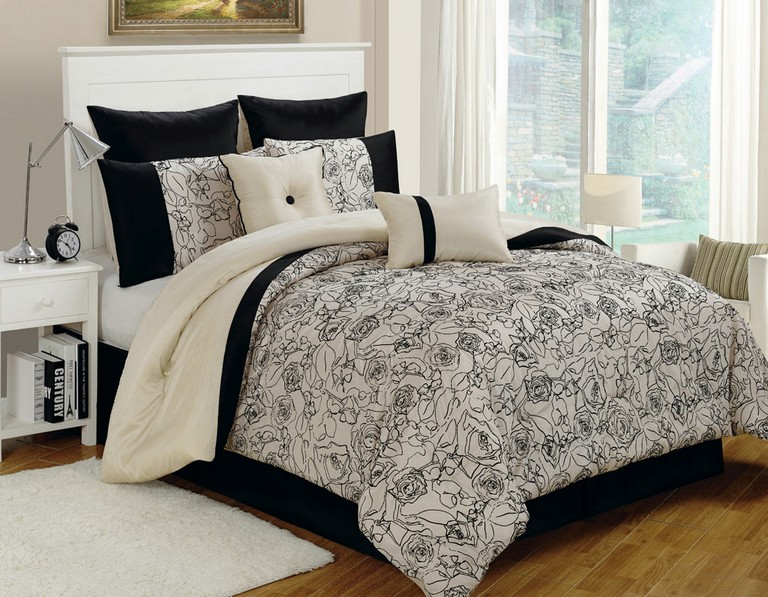 Linen Comforter Bedding Sets