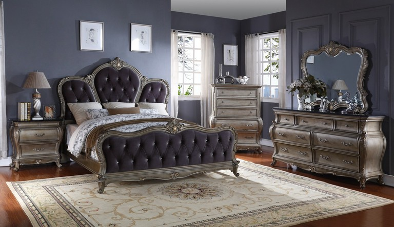 Meridian Bedroom Furniture