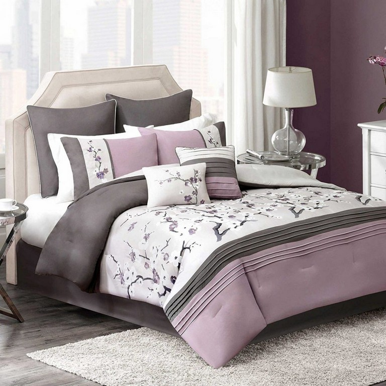 Pink And Purple Bedding Sets