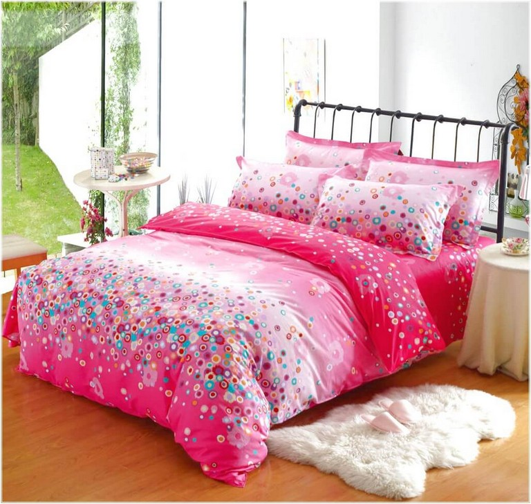 Pink Bedding Sets Twin