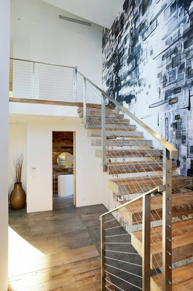 Staircase Wall Art Ideas