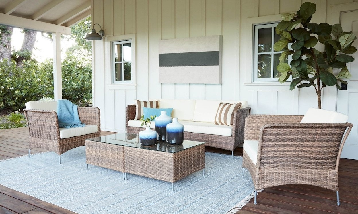 Waterproof Outdoor Furniture