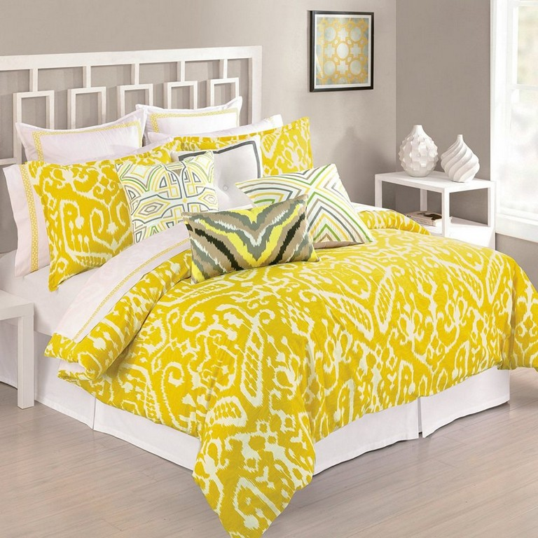 Yellow Bedding Sets Queen