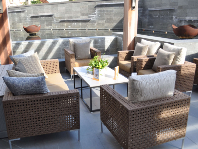 commercial patio furniture from winter