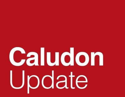 CALUDON UPDATE: Summer 2020
