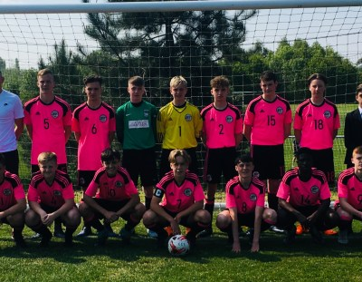 SPORTS DESK: Y11 Football on for historic treble