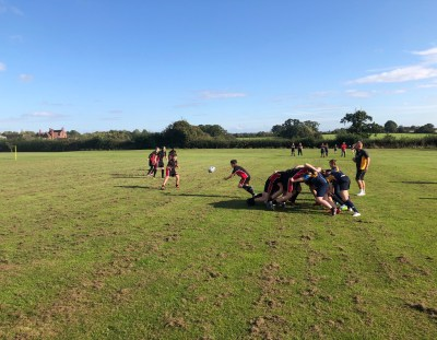SPORTS DESK: Y9 Rugby season underway