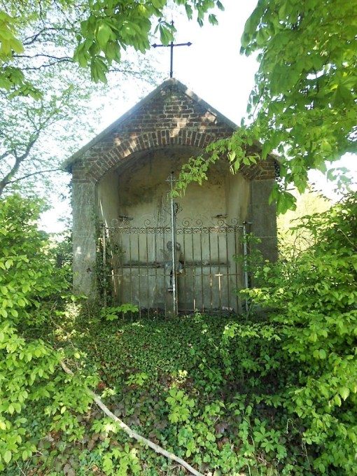Calvaire D104 lieu-dit Cromboulie