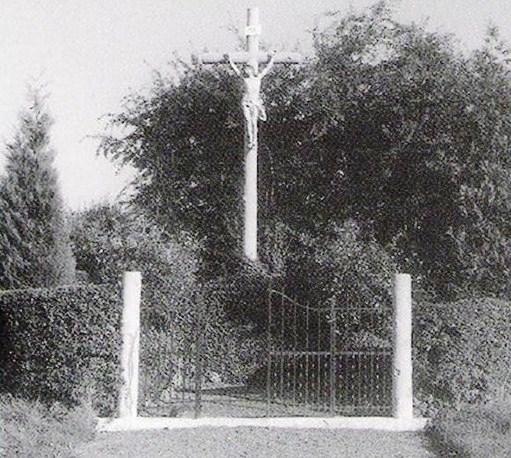 Le calvaire vers 1900