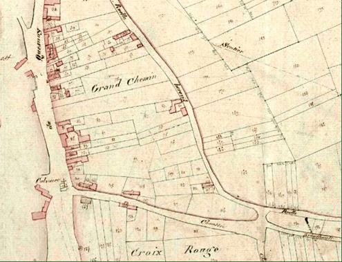 Cadastre 1826