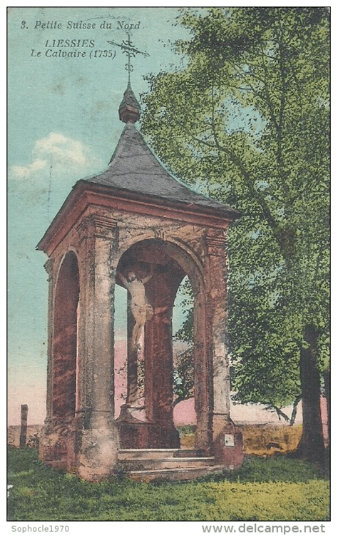 CPA colorisée vers 1900