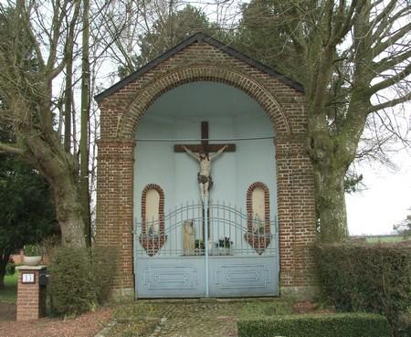 2ème calvaire de Louvignies-Quesnoy