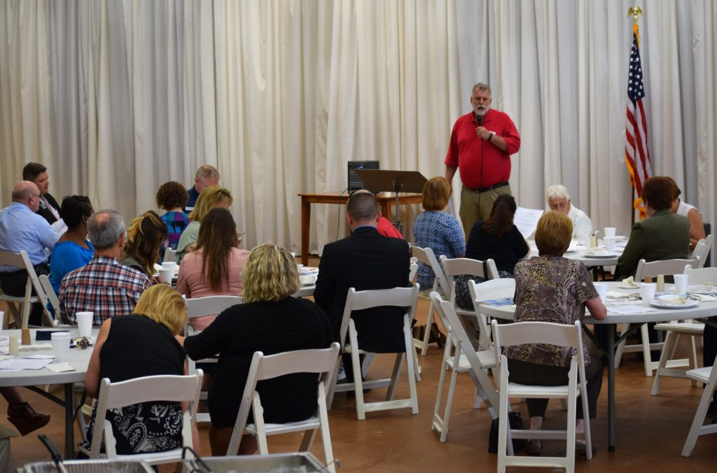 Calvary Hosts Belton Chamber of Commerce Luncheon